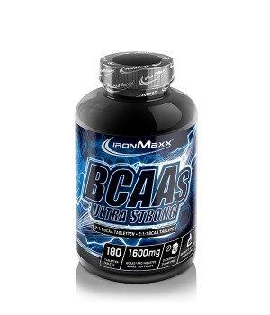 BCAA IRONMAXX BCAA Ultra Strong 2:1:1