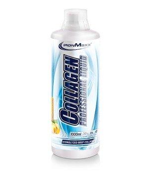 Суставы и связки IRONMAXX Collagen + Vitamin C Liquid