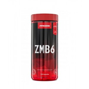 ZMB6 - ZINC + MAGNESIUM + B6