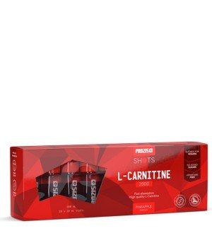 Л-карнитин Prozis L-Carnitine 2000