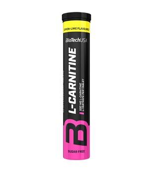 Л-карнитин BioTech L-Carnitine (Шипучий)