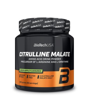 Аминокислоты BioTech Citrulline Malate Powder