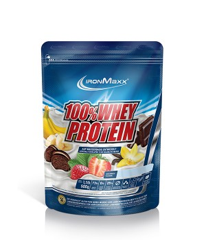 Протеин IRONMAXX 100% Whey Protein
