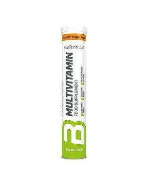 Витамины и минералы BioTech Multivitamin Effervescent (шипучие)