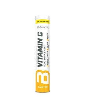 Витамины и минералы BioTech Vitamin C Effervescent (шипучие)