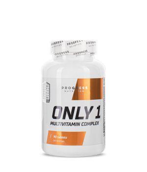 Витамины и минералы Progress Nutrition ONLY 1 Progress Nutrition