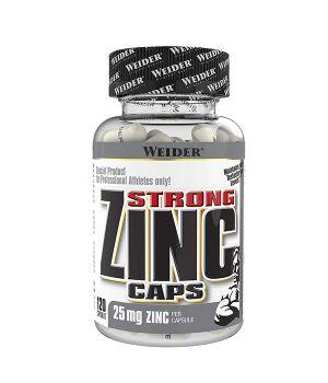 Витамины и минералы Weider Strong Zinc Caps Weider