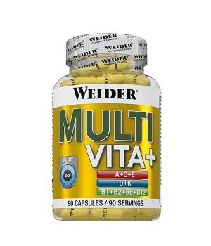 Витамины и минералы Weider Multi Vita + Special B-Complex Weider