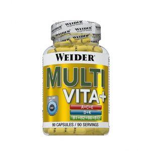 Multi Vita + Special B-Complex Weider