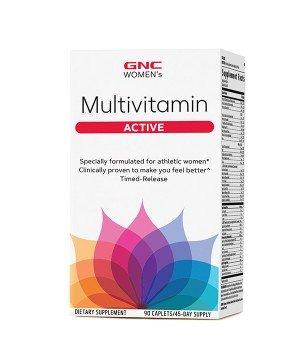 Витамины и минералы GNC Women's Multivitamin Ultra Mega Active