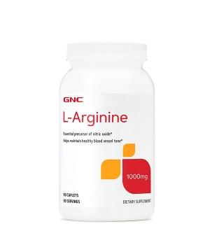 Аргинин GNC L-arginine 500