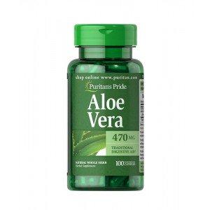 Aloe Vera 470 mg Puritan Pride