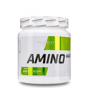Progress Nutrition Amino 6400