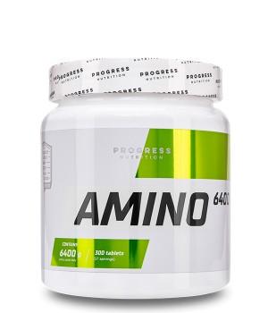 Аминокислоты Progress Nutrition Progress Nutrition Amino 6400