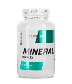 Витамины и минералы Progress Nutrition Mineral Complex Progress Nutrition