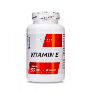 Vitamin E Progress Nutrition