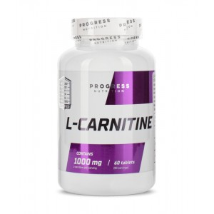 L-carnitine Progress Nutrition