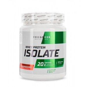 Whey Protein Isolate Progress Nutrition