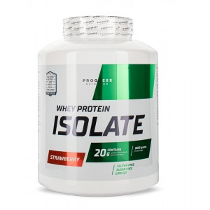 Whey Protein Isolate Progress Nutrition