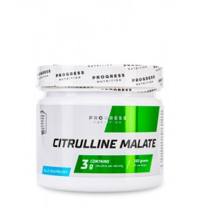Citrulline Malate Progress Nutrition