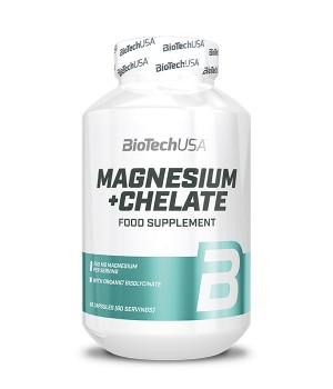 Витамины и минералы BioTech Magnesium + Chelate