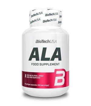 Витамины и минералы BioTech Alpha Lipoic Acid Biotech