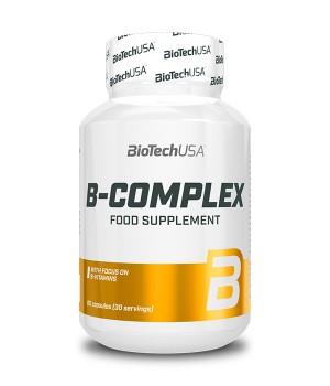 Витамины и минералы BioTech B-Complex Biotech