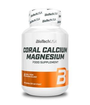 Витамины и минералы BioTech Coral Calcium-Magnesium Biotech