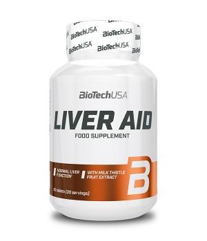 Витамины и минералы BioTech Liver Aid (Поддержка печени) Biotech