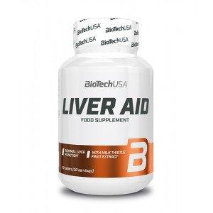 Liver Aid (Поддержка печени) Biotech