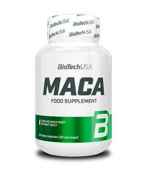 Витамины и минералы BioTech Maca Biotech