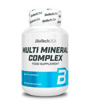 Витамины и минералы BioTech Multi Mineral Complex Biotech