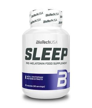 Мелатонин и Gaba (для сна) BioTech Sleep (Комплекс для сна) Biotech