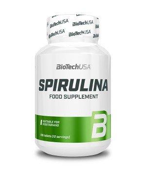 Витамины и минералы BioTech Spirulina Biotech