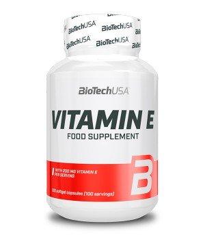 Витамины и минералы BioTech Vitamin E Biotech