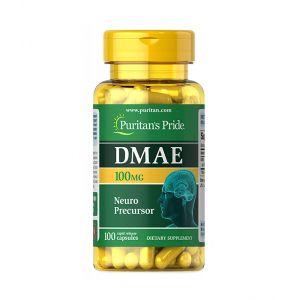 DMAE 100 mg (Neuro Precursor) Puritan's Pride