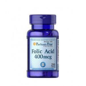 Folic Acid 400 mcg Puritan's Pride