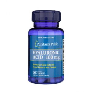 Hyaluronic Acid 100 mg Puritan's Pride