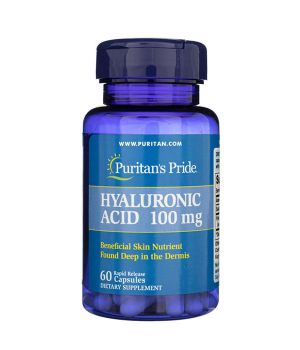 Суставы и связки Puritan's Pride Hyaluronic Acid 100 mg Puritan's Pride