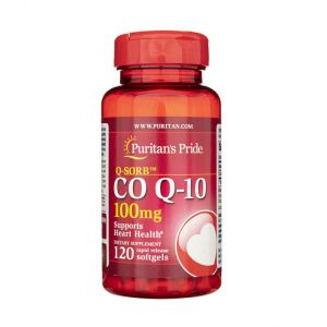 Q-SORB Co Q-10 100 mg Puritan's Pride