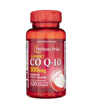 Витамины и минералы Puritan's Pride Q-SORB Co Q-10 100 mg Puritan's Pride