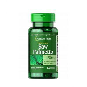 Saw Palmetto 450 mg Puritan's Pride