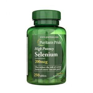 Selenium 200 mcg Puritan's Pride