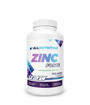 Витамины и минералы All Nutrition Zinc Forte Allnutrition