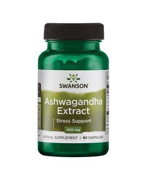 Трибулус Swanson Ashwagandha Extract 450 mg