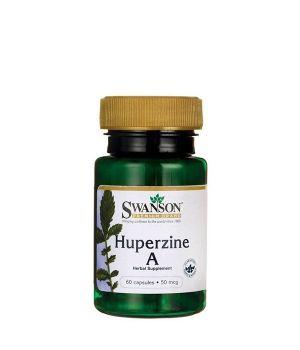 Витамины и минералы Swanson Huperzine A 50 мкг Swanson