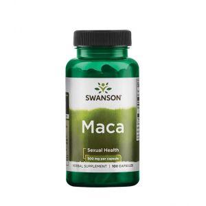 Maca 500 mg Swanson