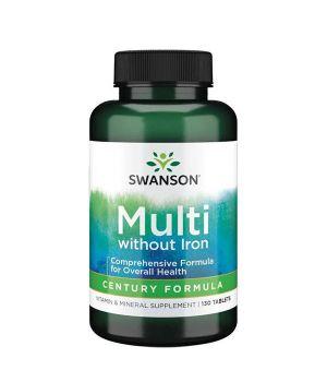Витамины и минералы Swanson Multi Women's Prime Swanson