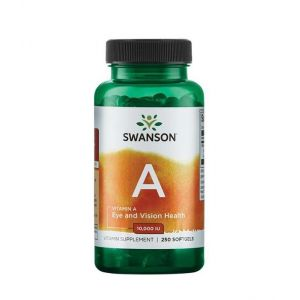 Vitamin A 10,000 IU Swanson