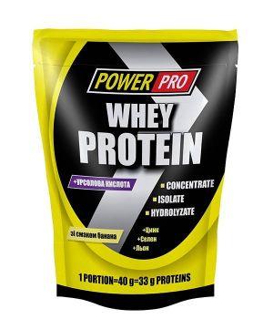 Протеин Power Pro Whey Protein
